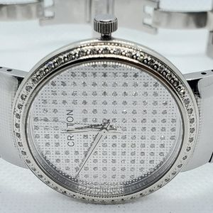 Croton Men's Diamond Watch